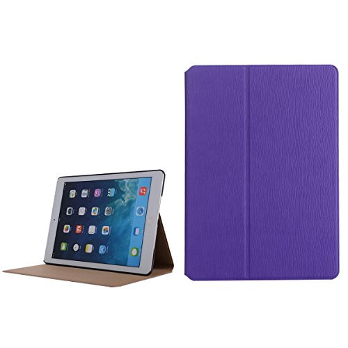 inShang 9.7 inch iPad (2017) Fundas soporte y carcasa para Apple 9.7 inch iPad (2017) ( , smart cover PU Funda ,art style purple