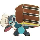 Disney Stitch in a Chef's Hat Pin
