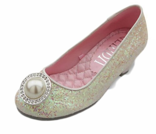 Disney Store Deluxe Glinda Shoes Good Witch Wizard of Oz Great and Powerful (11-12) Glinda Shoes
