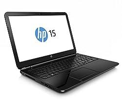 "HP 15.6"" HD Laptop PC Computer, AMD Quad-Core E2-7110 APU 1.8GHz, 4GB DDR3 RAM, 500GB HDD, AMD Radeon R2, DVDRW, USB 3.0, HD Webcam, HDMI, Rj-45, Windows 10 Home"