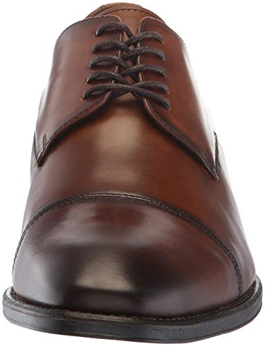 Kenneth Cognac Lace Cole Men's Up Left REACTION Oxford qU8x41