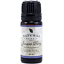 Juniper Berry Essential Oil - 100% Pure Therapeutic Grade Juniper Oil by Natural Acres - 10ml