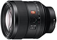 Sony Lens SEL85F14GM Prime Premium 85mm F1.4 G Master