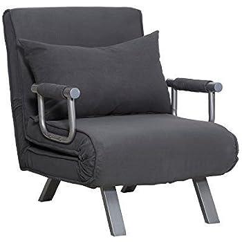 Amazon Com Folding Sleeper Flip Chair Convertible Sofa