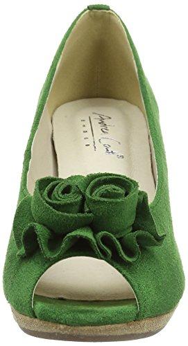 Conti 0733109 col Donna Vert Andrea Tacco Grasgr Scarpe Verde dAx7wqP