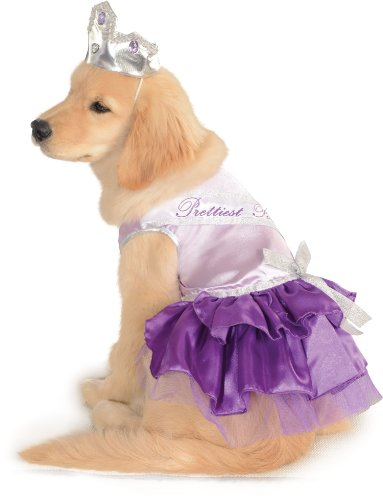 Rubie's Pet Costume, Small, Pageant Queen -