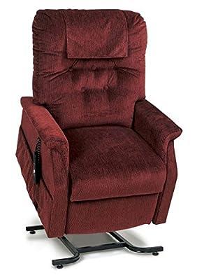 "Golden Technologies - Capri 2-Postion - Lift Chair - Medium - 20""W x 19""D Seat - Rosewood"