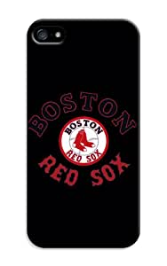 ArtPopTart Iphone 5/5S Protective Case,Fashion Popular Boston Red Sox Designed Iphone 5/5S Hard Case/Mlb Hard Case Cover Skin for Iphone 5/5S
