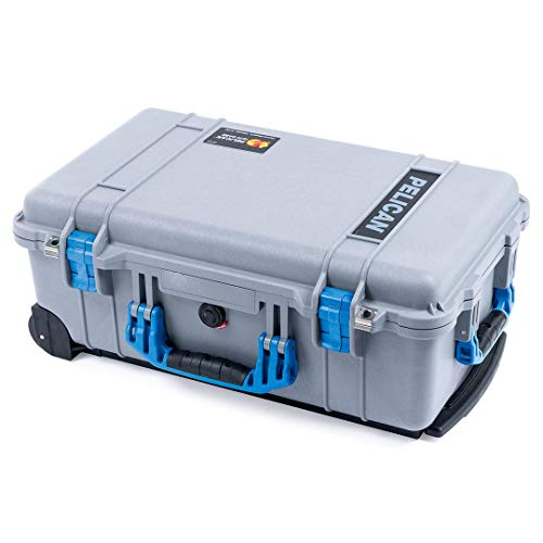 Blue Pelican 1560 case with CVPKG Grey dividers.