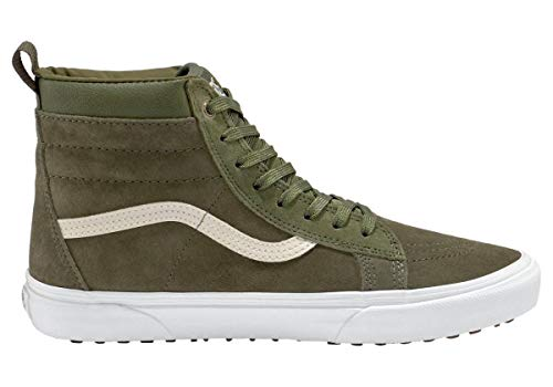Suede Moss mte MTE militar Vans Sk8 Hi Dress Winter Blues qw1xTUpn