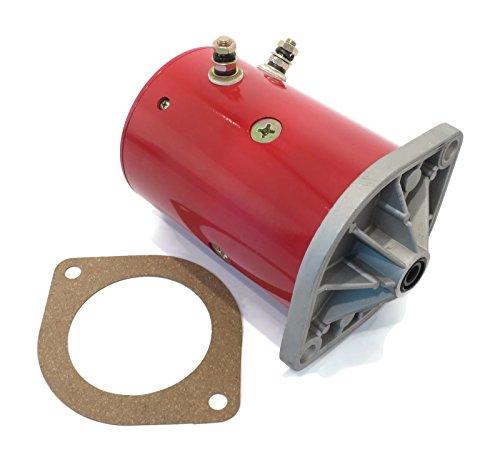 Fisher Plow Motor - The ROP Shop PLOW Motor w/Gasket for Fisher & Western Unimount/Ultramount Snowplow Blade