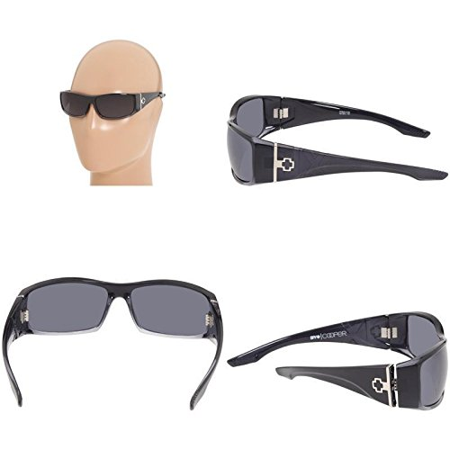 GOOD MEDIA Top Quality Non-Polarized Uv Protection Coating Xl Sunglasses Black Fade Frame ✅