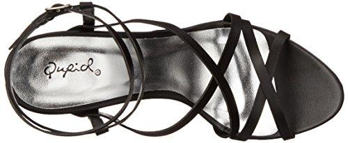 Women Black Sandal 11 Gladly Qupid Dress Odqw66S