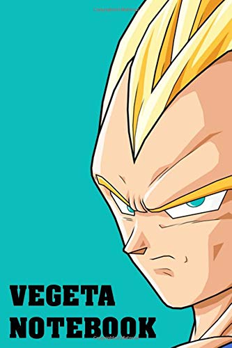 Pdf Test Preparation Vegeta Notebook: Anime Notebooks, Motivation, Inspiring, Journal, Dragon Ball