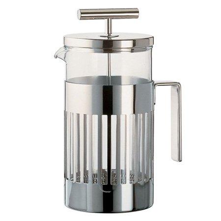 Alessi cafetera de Cristal para cafetera 3 Tazas: Amazon.es ...