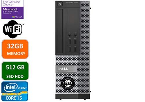 Dell Optiplex 7020 Desktop Computer,...
