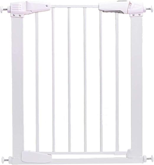 XZGang Puerta de Seguridad para Niños, Escalera de Bebé Valla Protectora Valla para Perro Valla de Aislamiento Puerta Infantil Cocina Barandilla de Ventana 65-173 CM Espacio Infantil: Amazon.es: Hogar