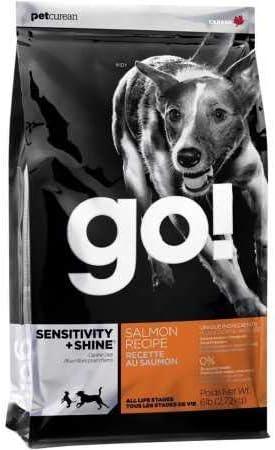 Petcurean GO Sensitivity Shine Dry Dog Food