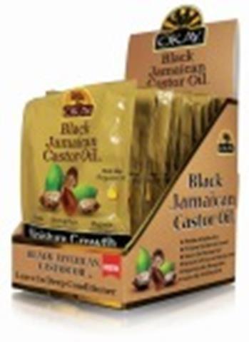 Okay Black Jamaican Castor Oil Leave-In Deep Conditioner 1.5