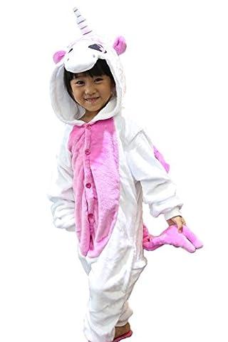 Zerlar Children's Pajamas Animal Costume Onesie Kids Sleeping Wear Cosplay