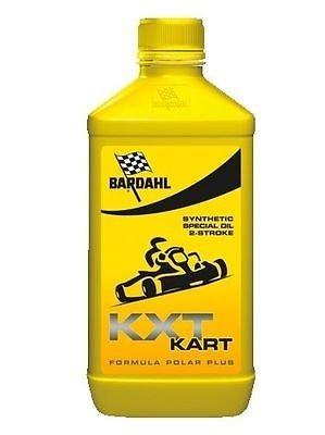 Aceite de ricino karting