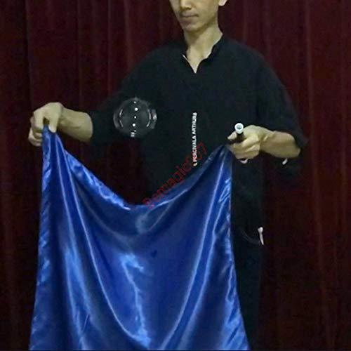 (Bemagic007 Zombie Bubble Ball - Magic Tricks, Stage Magic, Party Magic, Magic Prank.etc..)