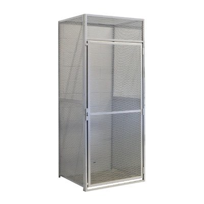 1 Tier 1 Wide Bulk Storage Starter Unit Locker Size: 90