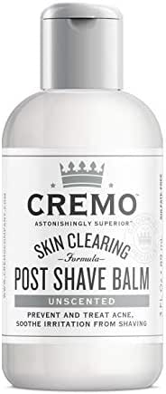 After Shave: Cremo Post Shave Balm