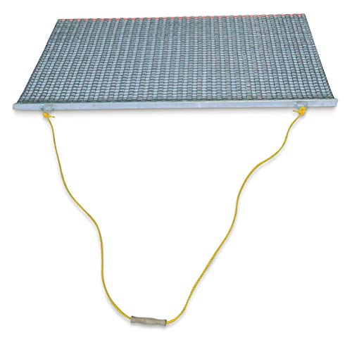 - Eastern Atlantic New - Baseball & Softball Infield Drag Mat (3'Wx6'D) Steel Mesh Constructed Backed by a 3 Year Warranty