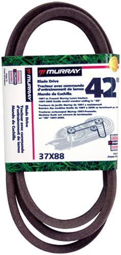 Murray 42 Lawn Mower Blade Belt 97 & Up 37X88MA