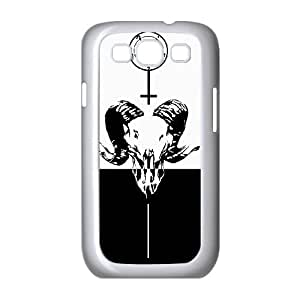 Samsung Galaxy S3 9300 Cell Phone Case White THE DEMON INSIDE H3M6RY