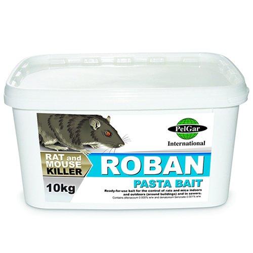 665x 15g Beuteln Roban Pasta Köder Ratte Maus Professionelle Köder Poison Killer