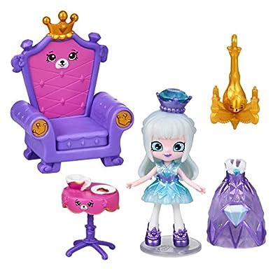 Shopkins Happy Places Royal Castle Playset: Toys & Games