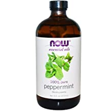 Now Foods: Peppermint Oil, 16 oz (2 pack)