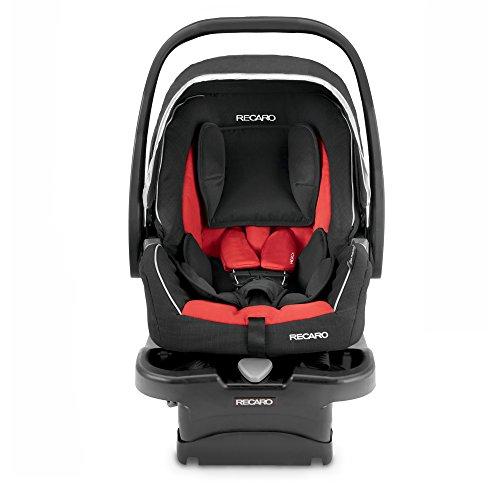Amazon RECARO 2015 Performance Coupe Infant Seat Scarlet Baby