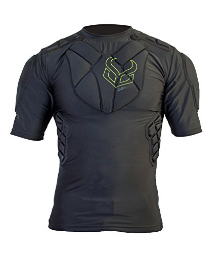 Demon Pro Fit Top (X-Large) Short Sleeve Thermo Guard