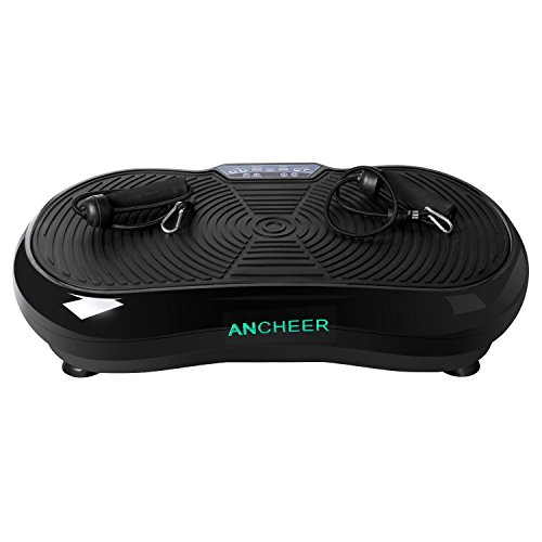 Find Cheap Ancheer Fitness Vibration Platform Full Body Vibration Machine with Remote Control