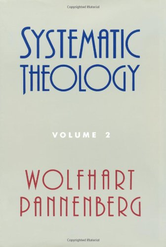 Image result for wolfhart pannenberg volume 2