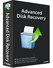 Advanced Disk Recovery - Data Recovery Software | Recover Deleted Files, Photos, Videos & Audio Files from PC | HDD | SSD | USB | External Devices | 1 PC 1 Year (Email Delivery in 2 hours- No CD)
