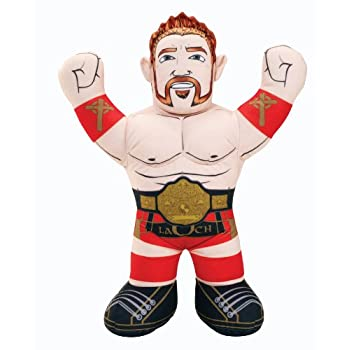 Image of Action Figures & Toy Figurines WWE Championship Brawlin Buddies Sheamus Figure