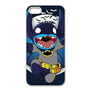 Batman iPhone 4 4s Cell Phone Case White WON6189218038044