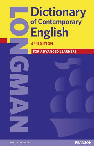 Longman Dictionary of Contemporary English 6 paper Paperback – 10 April 2014