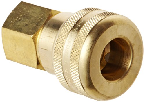 Quick-Connect Plug 3//8 Coupler x 1//4 NPT Male Thread Pack of 5 Dixon Valve /& Coupling DCP2502 Steel Air Chief Industrial Interchange Air Fitting 70 CFM Flow Rating