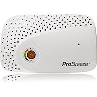 Pro Breeze Renewable Cordless Mini Dehumidifier - for Small Spaces - Gun Safe, Wardrobe, Cabinet