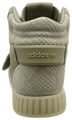 Cargo Cargo Adulte Mixte Invader Montantes Vert Strap trace Tubular trace Baskets sesame Adidas xPqn6C4w