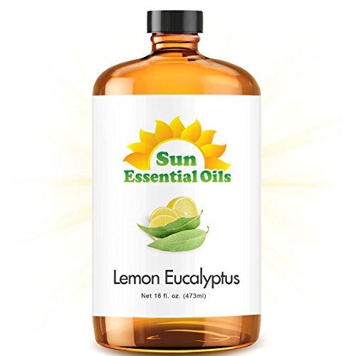 Lemon Eucalyptus (Mega 16oz) Best Essential Oil