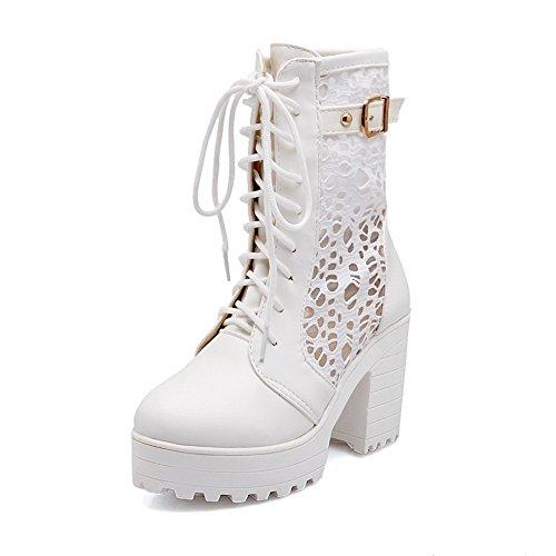 Donna A amp;n Stivaletto Pantofole A White ZvvInwBPqp