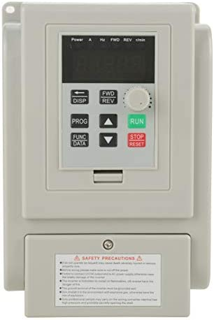 Goick Variable Frequency Drive-3-phase motor AC 220V 1.5KW variable frequency drive VFD speeds controller