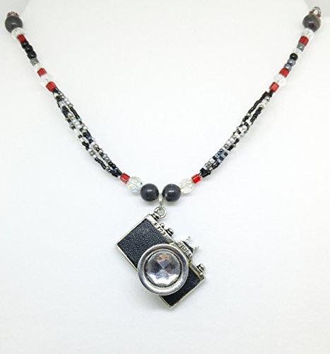 Black Fronted Camera