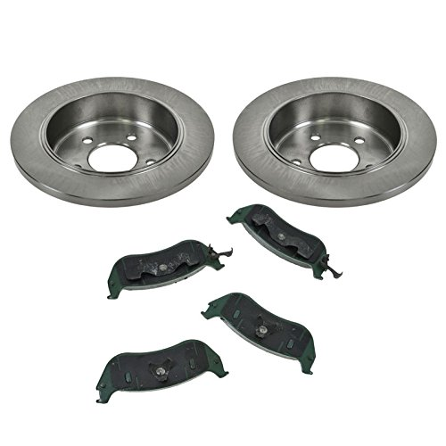REAR Bonded Drum Brake Shoe Fits 04 Toyota Yaris